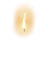 candle flame c